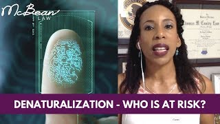 Download DENATURALIZATION - Are You at Risk of Losing Citizenship? [2018] Video