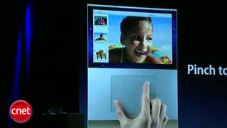 Download Apple introduces Lion OS with multi-touch gestures Video