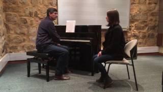 Download Examen de aptitud musical - Departamento de Música - Universidad de los Andes Video