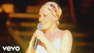 Download P!nk - What's Up (from Live from Wembley Arena, London, England) Video