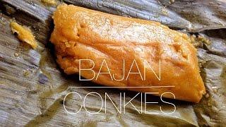 Download Traditional Bajan Conkie Preparation Video