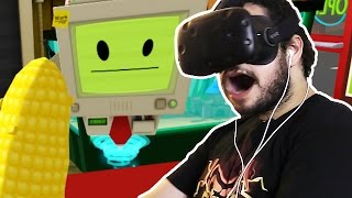Download BEST CHEF IN THE WORLD - JOB SIMULATOR HTC Vive Video