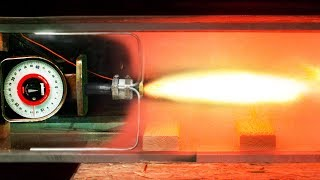 Download Rockets in a Vacuum Chamber - Newton's third law of motion Visualized Video