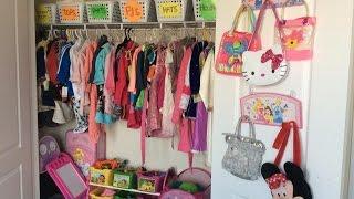 Download جولة في غرفة الأطفال مع افكار رائعة للتنظيم 💕💕kids room tour Video