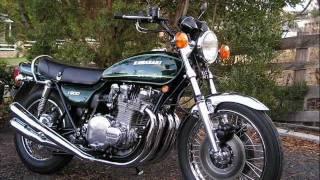 Download V & Classics: Restauración de Kawasaki Z900 (1975) Video