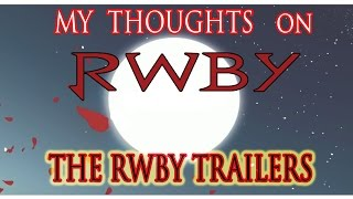 Download RWBY review #1 - The 4 Trailers Video