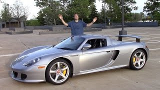 Download Here's Why the Porsche Carrera GT Is the Greatest Car Ever Made Video