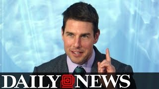 Download Leah Remini Claims Tom Cruise Pressured Her To Squash CBS Scientology Segment Video