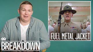 Download US Marine Breaks Down Military Movies | GQ Video