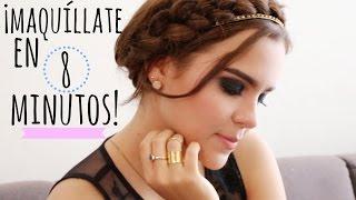 Download MAQUÍLLATE DE NOCHE EN 8 MINUTOS ♥ - Yuya Video