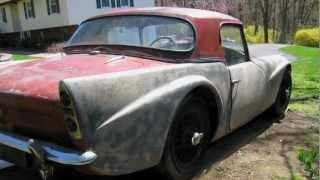 Download Restoration Blog: 1962 Daimler SP250 - Jay Leno's Garage Video