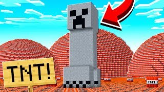 Download HOW MUCH TNT DOES IT TAKE TO BLOW UP A CREEPER? Video