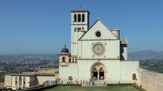 Download Assisi, Umbria, Italy (Italia) [HD] (videoturysta) Video