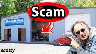 Download How to Spot a Scam Auto Body Shop Video