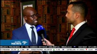 Download Malusi Gigaba in closed-door meetings with investors in New York Video