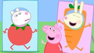 Download Peppa Pig Full Episodes | Potato City 🥔| Cartoons for Children Video