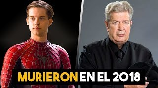 Download 10 Famosos que nos dejaron en el 2018 Video