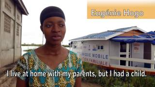 Download Family Planning outreach in Benin E/5min Video