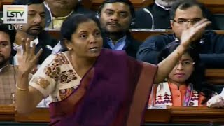 Download 'How can you call the prime minister a thief?': Nirmala Sitharaman Video