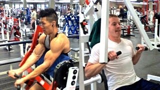 Download TRAINING MY BUDDY TO GAIN MASS - Life After College: Ep. 339 Video