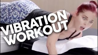 Download VIBRATION WORKOUT?! (Get Jacked) Video