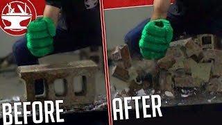 Download Make it Real: HULK FIST SMASHES EVERYTHING Video