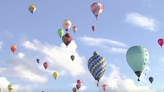 Download How to stay safe in a hot air balloon Video