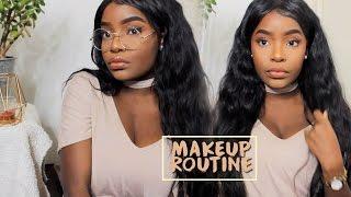 Download Everyday Makeup Routine - Dark Skin Video