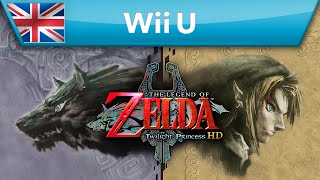 Download The Legend of Zelda: Twilight Princess HD - Launch Trailer (Wii U) Video