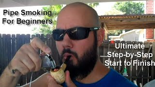 Download Pipe Smoking For Beginners - ULTIMATE Step by Step: Start to Finish Video