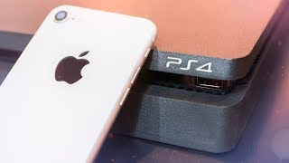 Download Can the iPhone 8 Match the PS4? Video