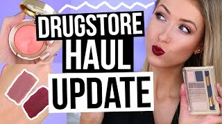 Download DRUGSTORE HAUL Update    What Worked & What DIDN'T Video
