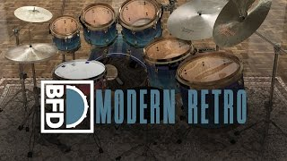 Download BFD Modern Retro expansion pack Video