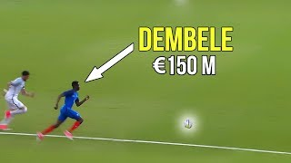 Download The match that made Barcelona buy Ousmane Dembélé because of his crazy skills & goals | €150 million Video
