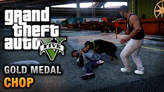 Download GTA 5 - Mission #5 - Chop [100% Gold Medal Walkthrough] Video