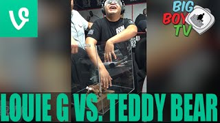 Download A grown man freaks out about touching a TEDDY BEAR!! (Full Video)   BigBoyTV Video