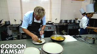 Download Gordon Ramsay Cooks An Indian Inspired Meal   Gordon's Great Escape Video