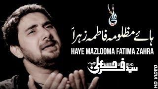 Farhan Ali Waris | Sar E Qabr E Zehra Ali Ro Rahay Hain | Noha