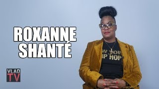 Download Roxanne Shante on Freestyling ″Roxanne's Revenge″ for Marley Marl (Part 1) Video