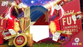 Download 44 RED INFORMS AND 1 ICON IN A PACK! FUT CHAMPIONS REWARDS! | FIFA 18 ULTIMATE TEAM Video