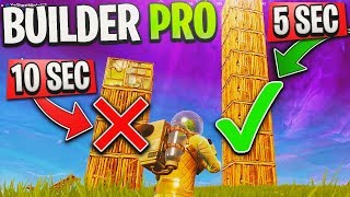 Download How To Build like a PRO PLAYER in Fortnite! - NEW ″Builder Pro″ Layout FASTER Then PC Keyboard! Video