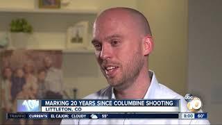 Download Marking 20 years since Columbine shooting Video