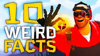 Download 10 Weird Facts You Probably Didn't Know About TF2 Video