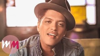 Download Top 10 Best Bruno Mars Music Videos Video