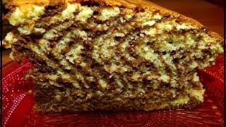 Download Εντυπωσιακό κέικ ζέβρα Video
