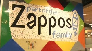 Download How Zappos will run with no job titles Video