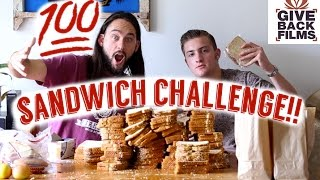 Download 100 Sandwiches for the Homeless | Give Back Films Video