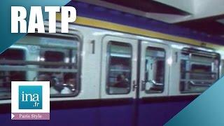 Download Le métro parisien en 1981 | Archive INA Video