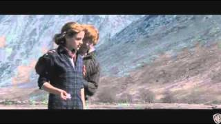 Download Rupert Grint in deleted scene with Emma Watson Video