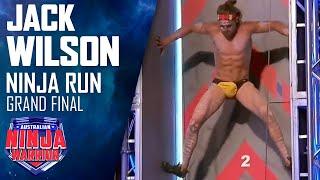Download Grand Final Run (Stage 1): Jack Wilson | Australian Ninja Warrior 2017 Video